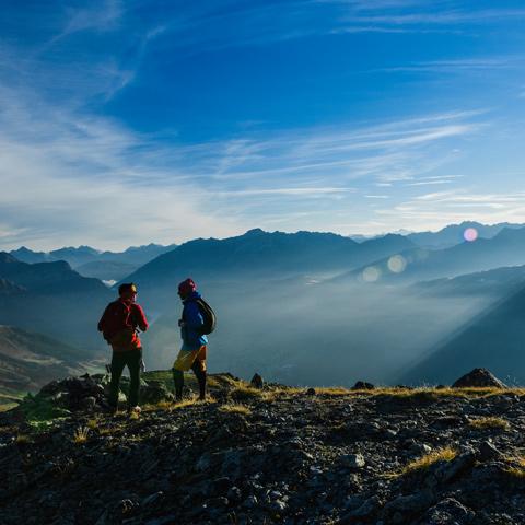 Escursione al Madonon Livigno