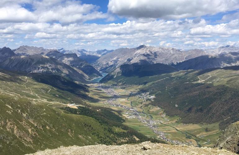 Tour Hiking dei Baitel Livigno