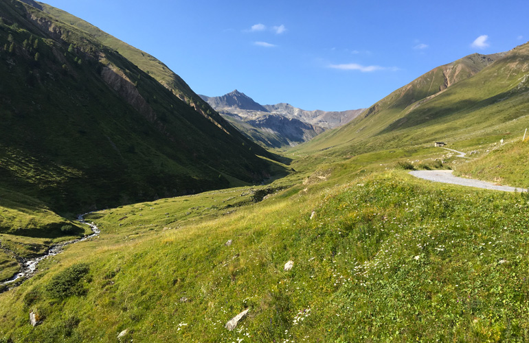 Federia Hiking Tour - Livigno