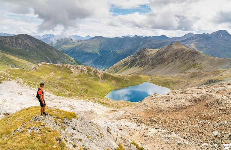 Hiking Tours Livigno