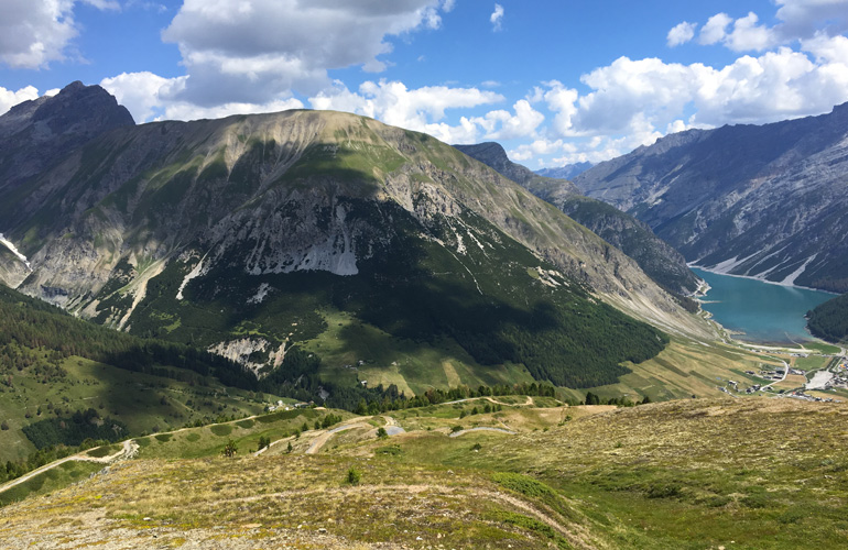 Hiking Mountain Tour Livigno