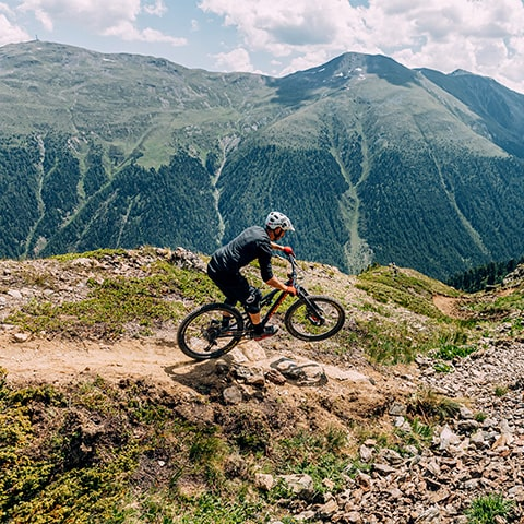 Mountain Bike Livigno