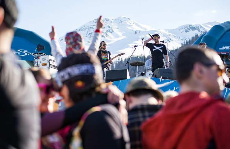 Livigno Party