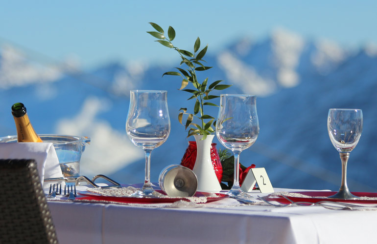 RESTAURANTS LIVIGNO