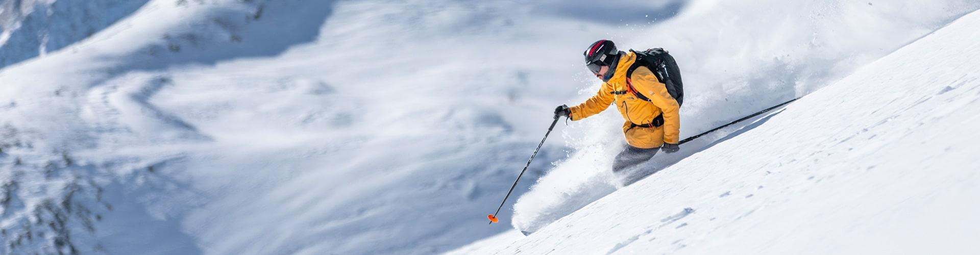 Livigno Off Piste Ski