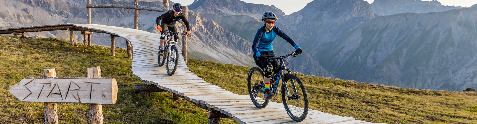 Sentieri MTB Bike Academy - Carosello 3000 Livigno
