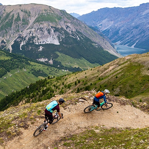 Sentieri MTB Lonely Planet - Carosello 3000 Livigno