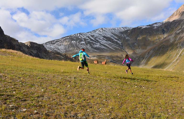 Percorso Trail Running Sentieri di confine