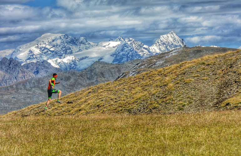 Trail Running Livigno