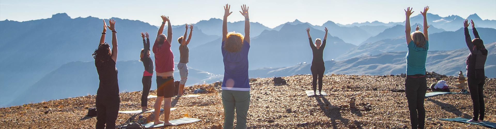 Yoga Experience Livigno