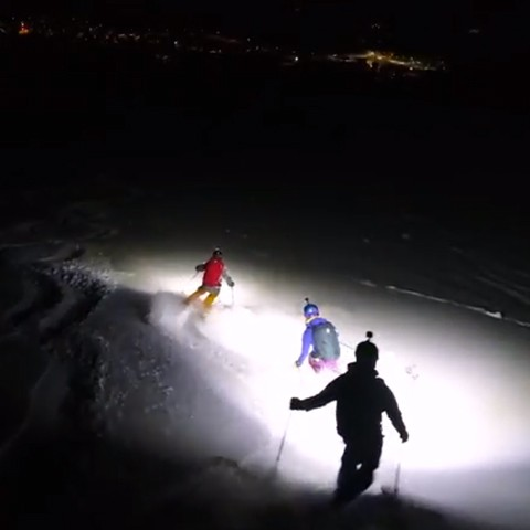 Night Backcountry