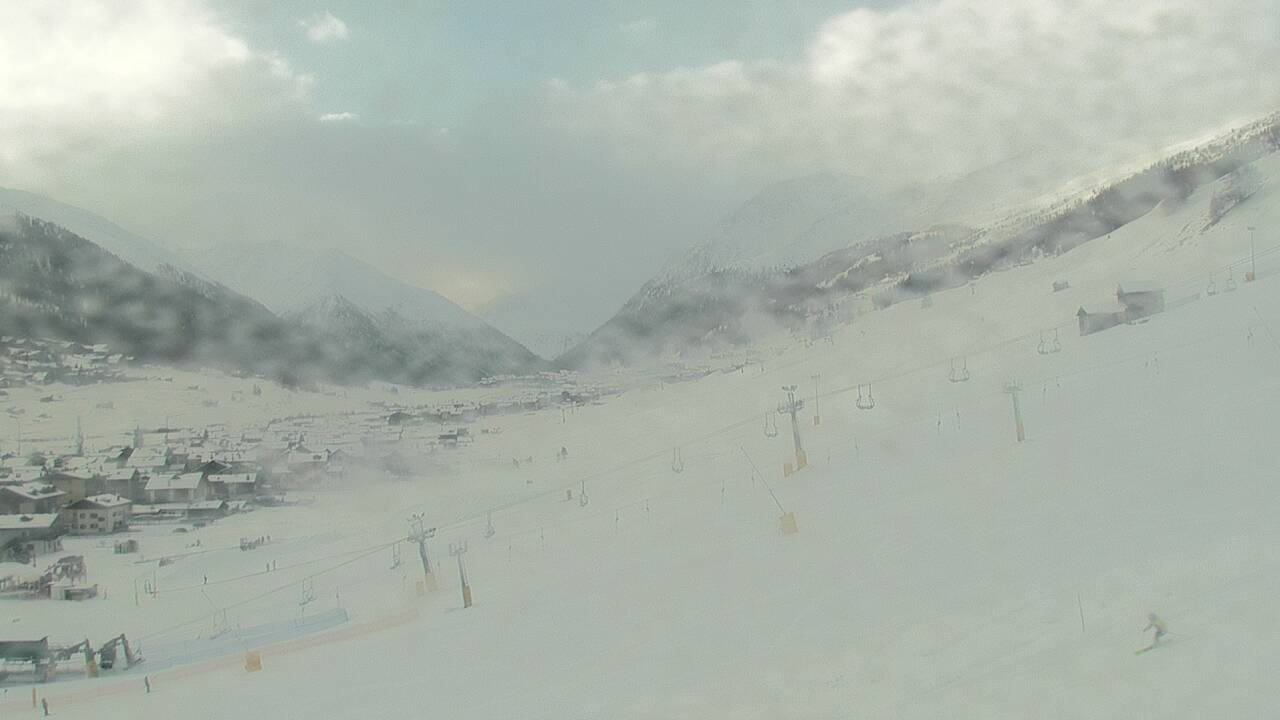 Webcam Pano Livigno Centro