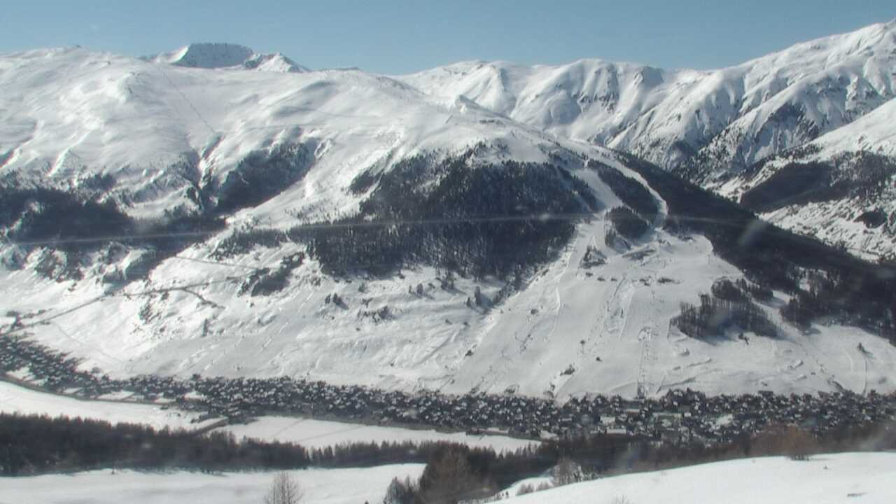Webcam Livigno - Panoramica II
