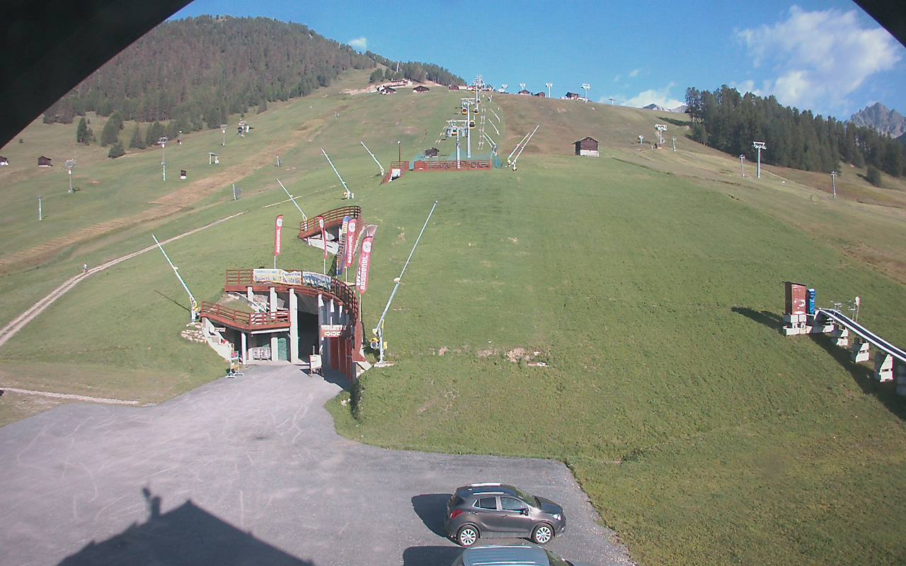 Webcam <br><span> Webcam Livigno Carosello</span>